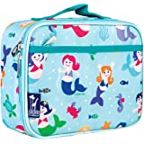 Wildkin Olive Kids Mermaids Lunch Box