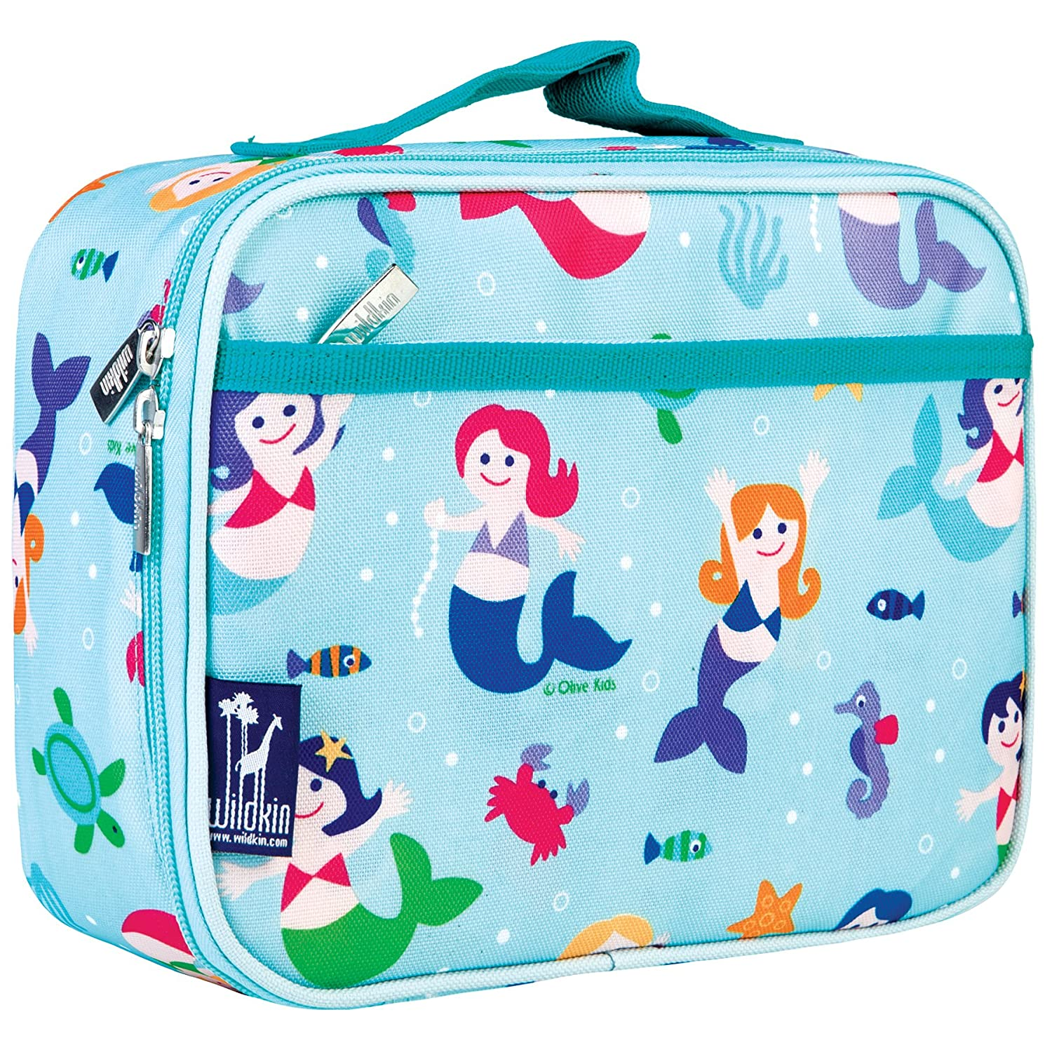 Olive Kids Mermaids Lunch Box