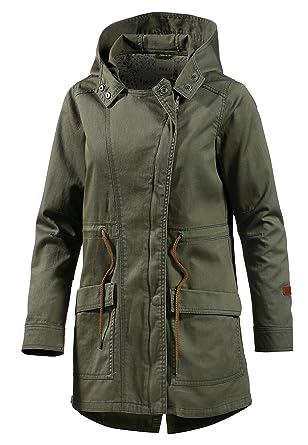 ce8a111a95b2b4 Roxy Cover You Damen Jacke True, OLIV: Amazon.de: Sport & Freizeit