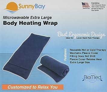 Amazon.com: XL Almohadilla de calefacción para el ...