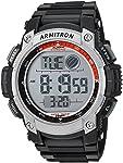 Armitron Sport Reloj para Hombre 40/8252BLK Negro Cronógrafo Digital