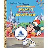 Mickey's Walt Disney World Adventure (Disney Classic) (Little Golden Book)