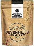 Sevenhills Wholefoods Organic New Zealand Wheatgrass Powder 500g, Soil Association Certified Organic