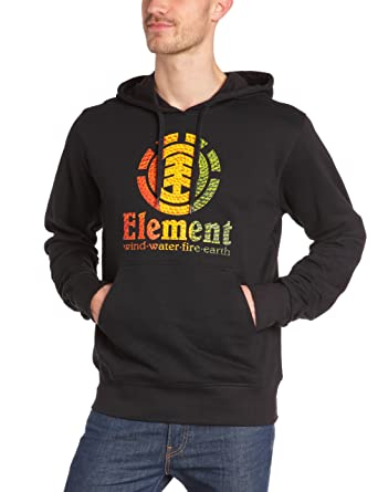 Element - Sudadera con Capucha para Hombre, Talla S, Color Negro: Amazon.es: Ropa y accesorios