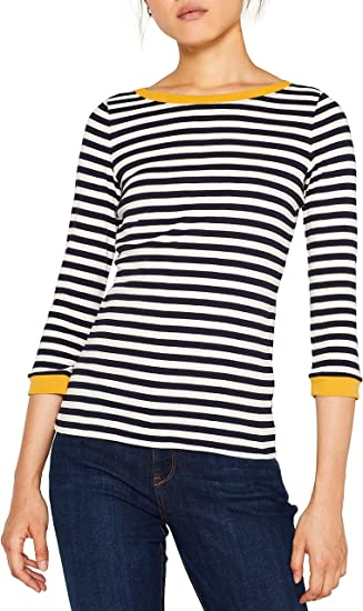 Esprit lange mouw shirt Dames Shirts | KLEDING.nl