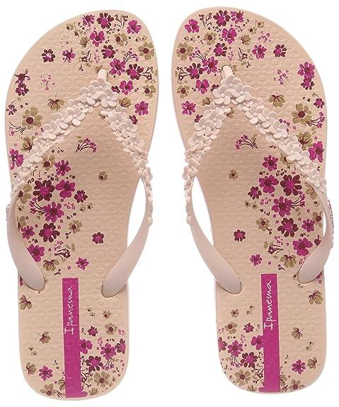 Ipanema Fashion Floral Fem, Chanclas para Mujer, Multicolor (Pink 8734), 40 EU