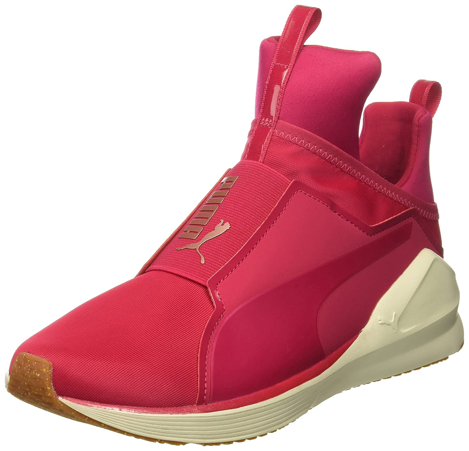PUMA Women's Fierce VR Wn Sneaker B01N1SV8K8 8 B(M) US|Pink Love Potion/Whisper White