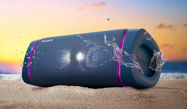Sony SRS-XB33 | Enceinte Portable EXTRA BASS Bluetooth - Test & Avis - Les Meilleures Enceintes Avis.fr