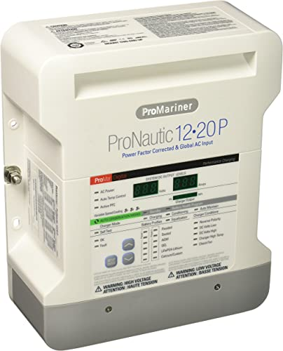 12-Volt 20-Amp Marine Boat Battery Charger [ProMariner] Picture