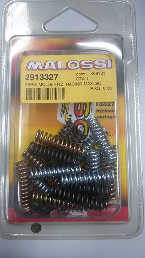 MALOSSI - 60949 : Kit muelles de embrague Malossi Racing Yamaha T-MAX 500 2913327