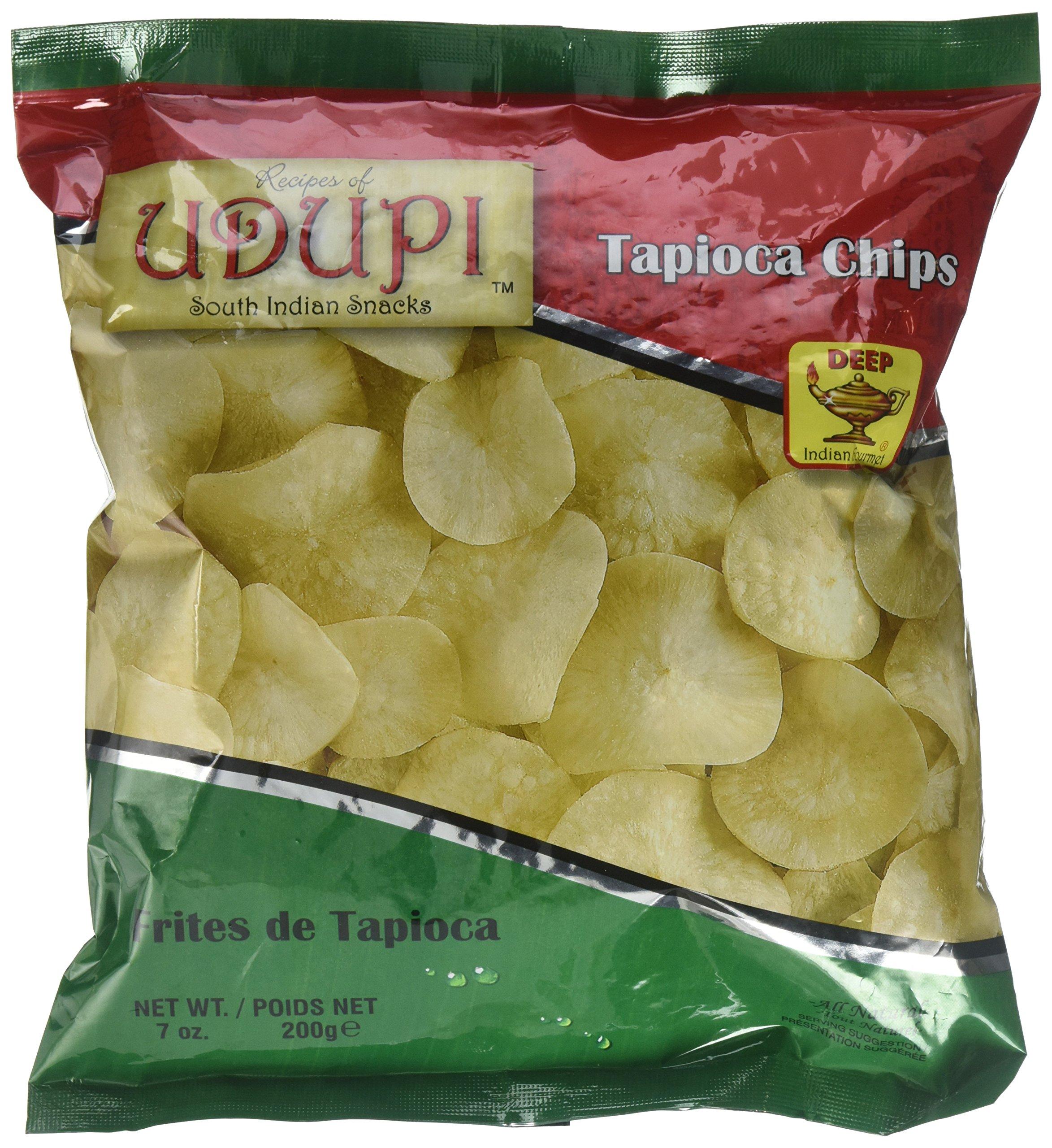 Tapioca Chips 7 oz