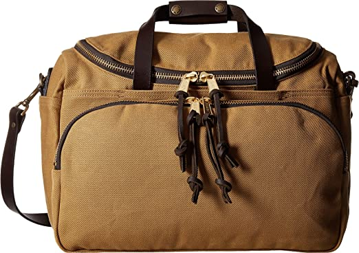 Amazon.com   Filson Unisex Sportsman Utility Bag Tan One Size ... 00a744a598