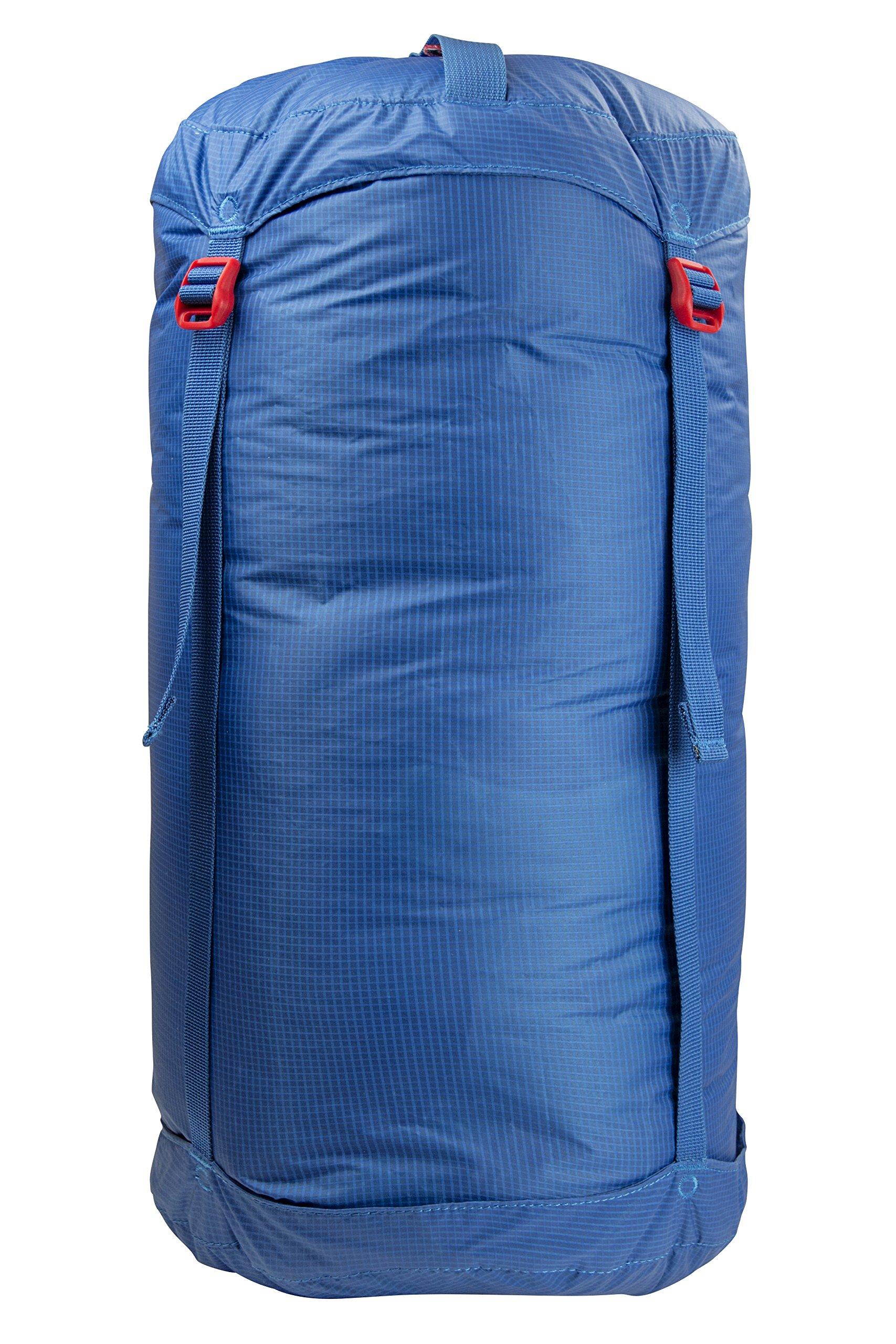 Big Agnes Tech Compression Sack, Blue, 21L by Big Agnes