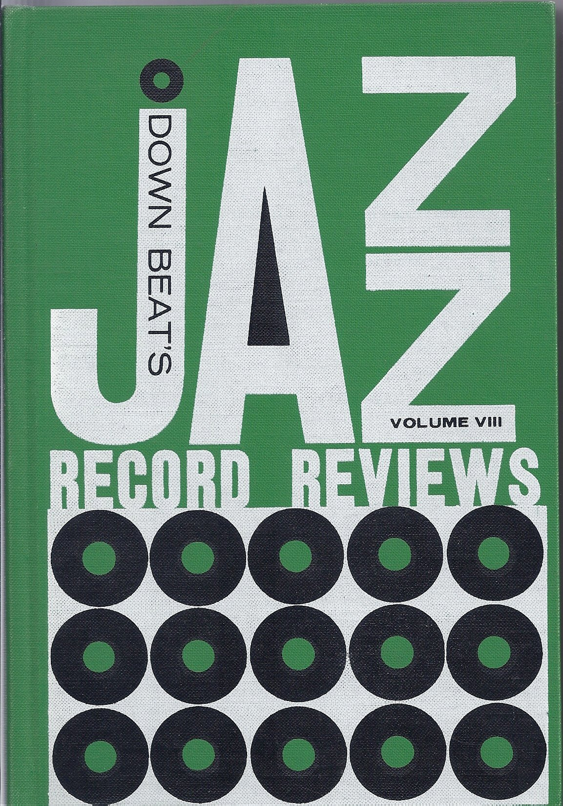 Down Beat's Jazz Record Reviews (Volume 8): Amazon com: Books