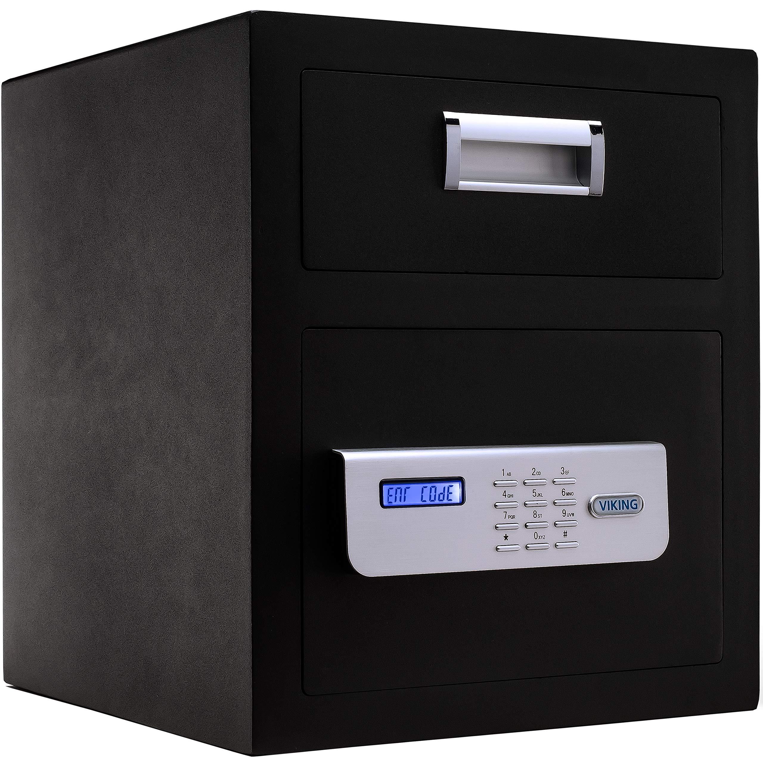Viking Security Safe VS--40DS Depository Safe Keypad by Viking Security Safe