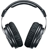 Shure SRH1540 Premium Closed-Back Headphones,Black
