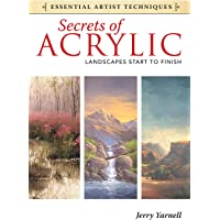 Secrets of Acrylic - Landscapes Start to Finish