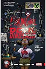 Moon Girl and Devil Dinosaur Vol. 3: The Smartest There Is (Moon Girl and Devil Dinosaur (2015-2019)) Kindle Edition