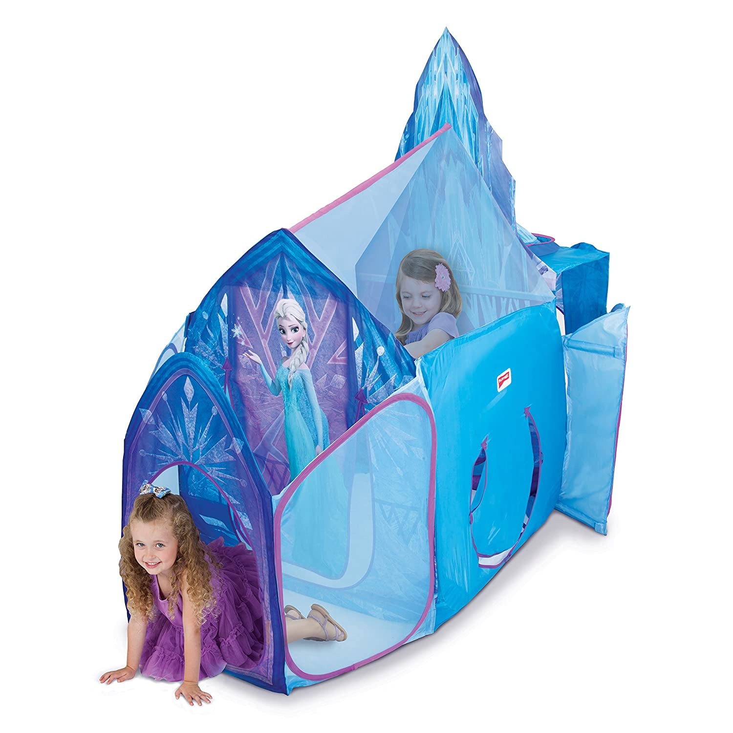 sc 1 st  Amazon.com & Amazon.com: Playhut Disneyu0027s Frozen - Elsau0027s Ice Castle: Toys u0026 Games