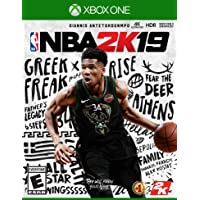 NBA 2K19 Standard Edition for Xbox One by 2K