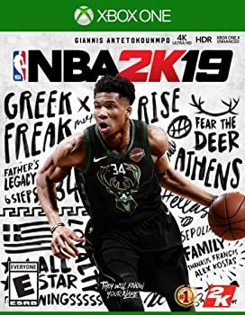 NBA 2K19 Standard Edition for Xbox One or PS4