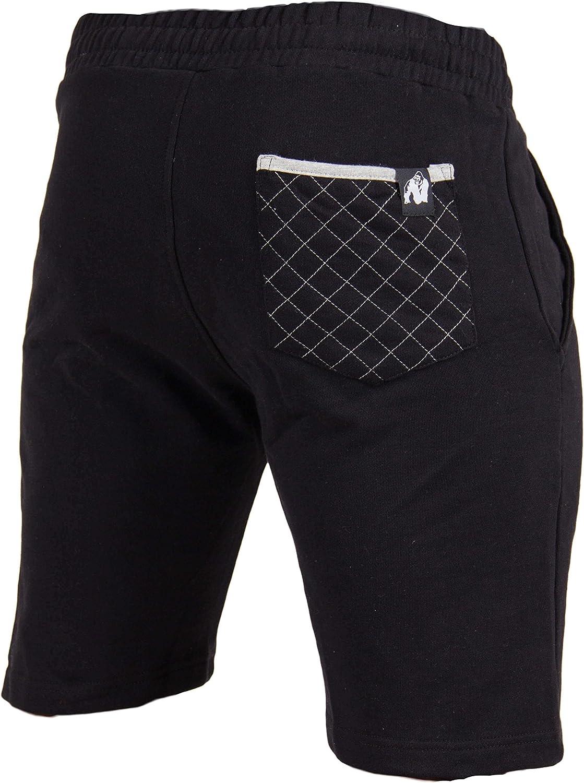Gorilla Wear Los Angeles Sportivo Pantaloncini Corti Training Body Builder