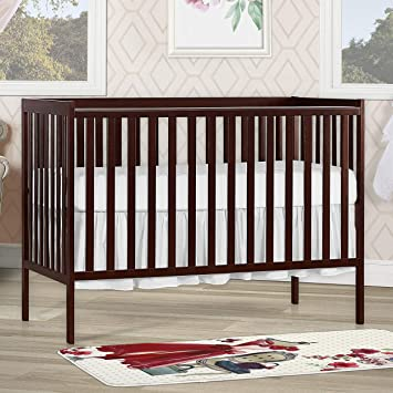 Super Dream On Me Synergy 5 In 1 Convertible Crib Espresso Pdpeps Interior Chair Design Pdpepsorg