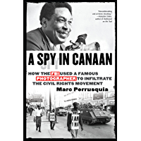 A Spy in Canaan book cover