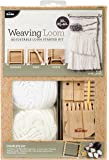 Bucilla 10 inch Weaving Loom Starter Kit