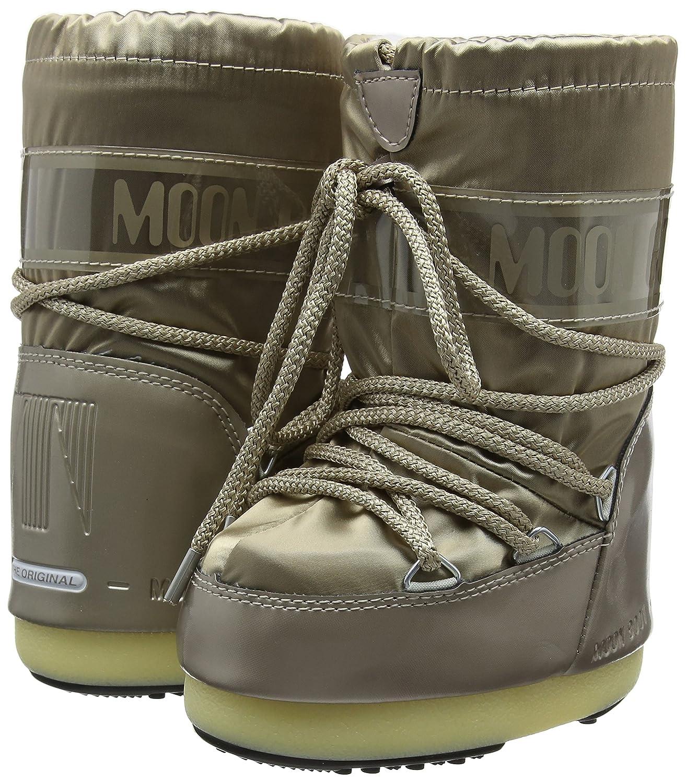 Moon-boot Unisex Kids Glance Snow Boots