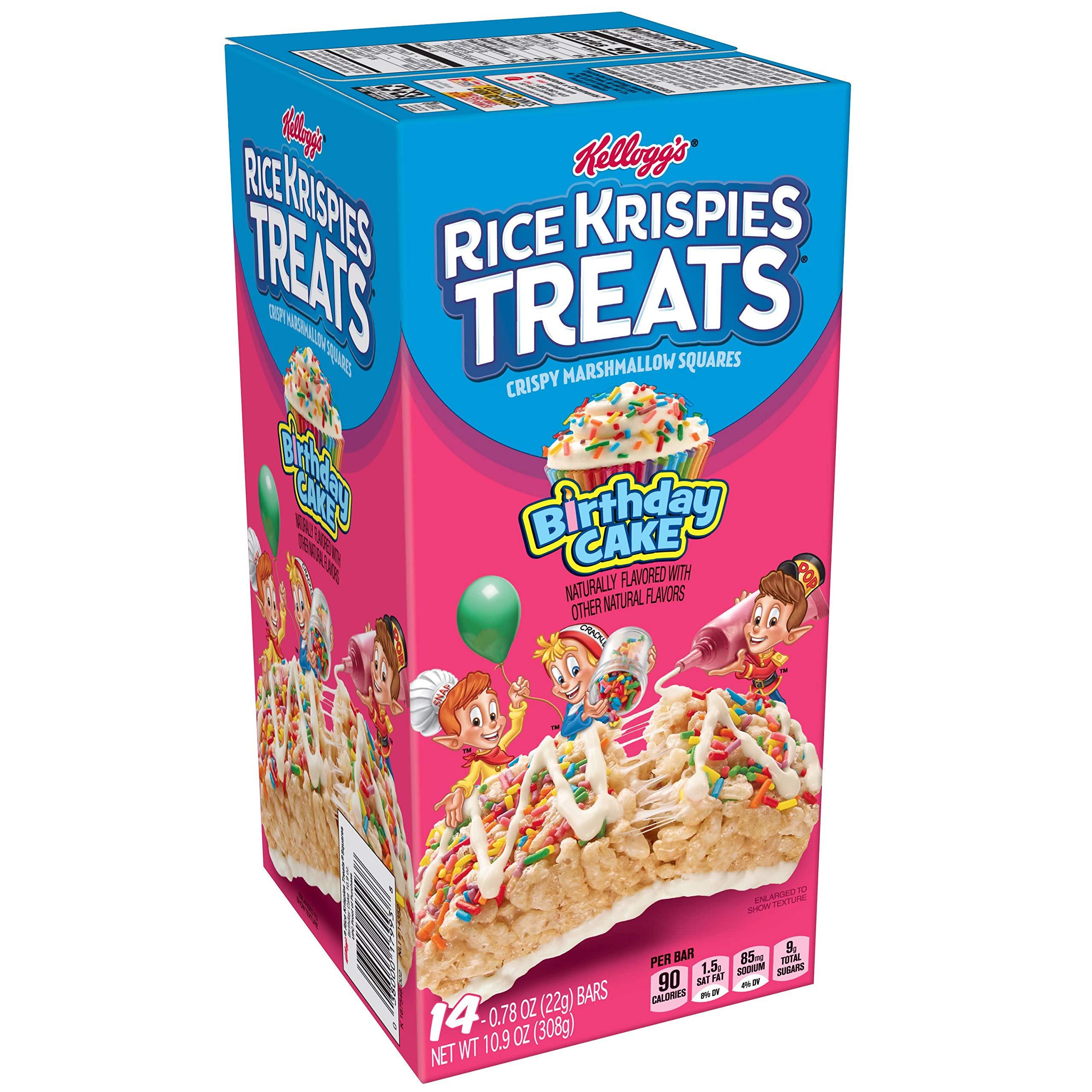 Rice Krispies: Amazon.com: Kellogg's Rice Krispies Treats Crispy