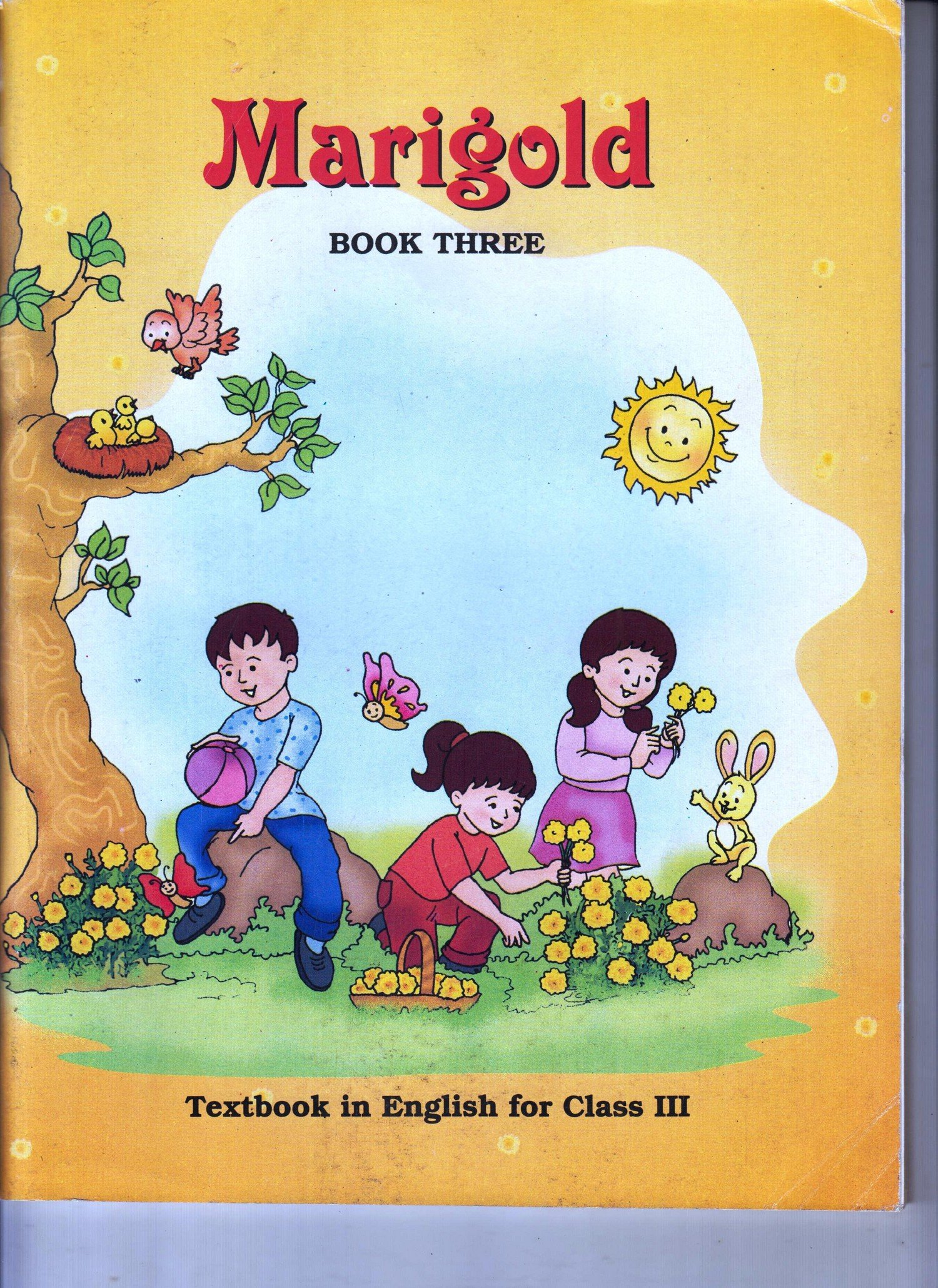 Marigold Textbook in English for Class - 3 - 324: Amazon in