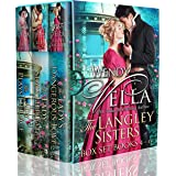 The Langley Sisters Collection, (Books 4-6): A Regency Romance Collection