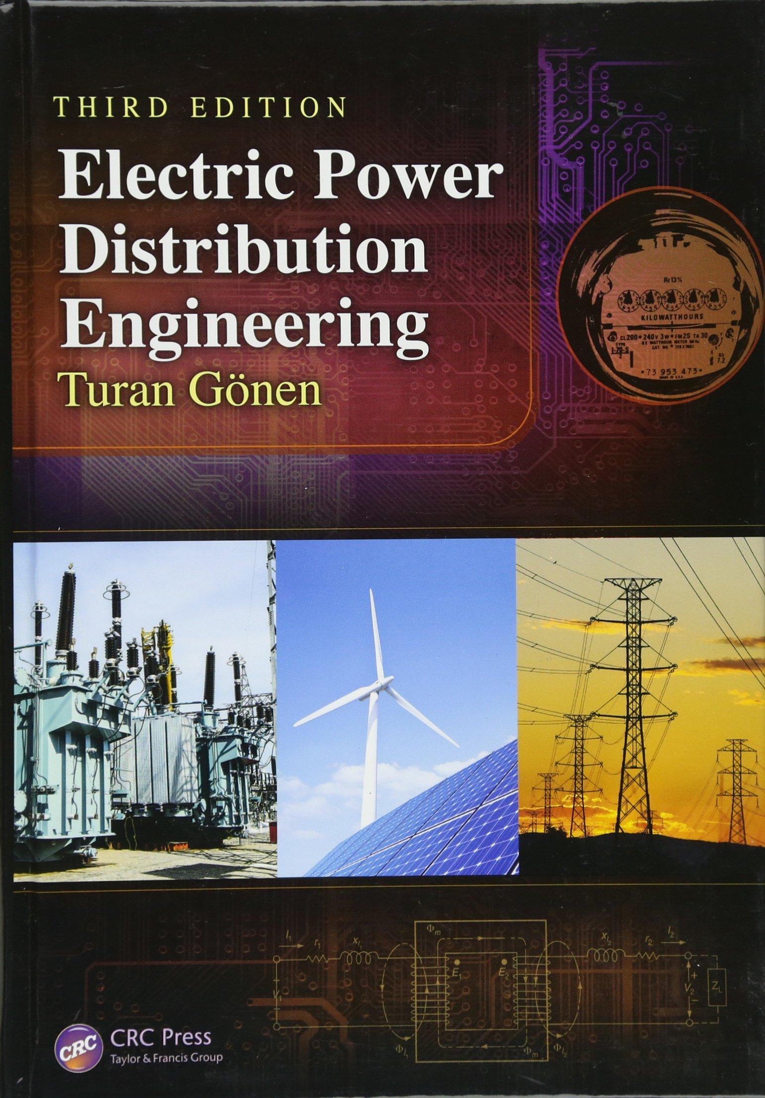 amazon electric power distribution engineering turan gonen