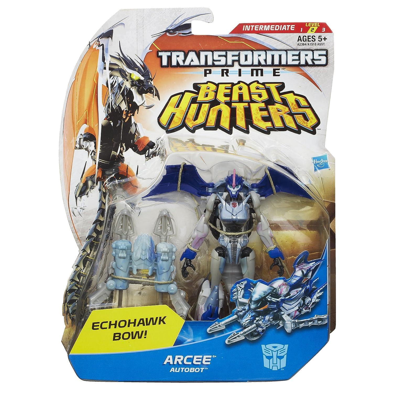 Transformers Prime Deluxe Class Arcee Figure