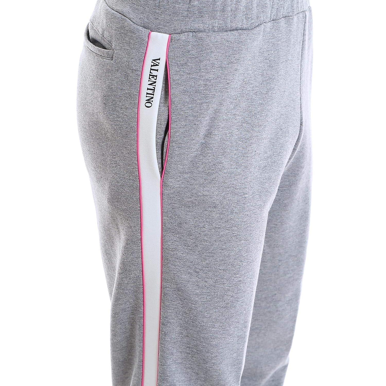 74e82b91004c Valentino Men s PV3MD00D3TV080 Grey Cotton Joggers  Amazon.co.uk  Clothing