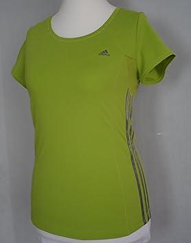 Adidas Climacool - Camiseta de Entrenamiento, Pistacho, tamaño 40: Amazon.es: Deportes y aire libre