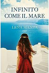 Infinito come il mare (Italian Edition) Kindle Edition