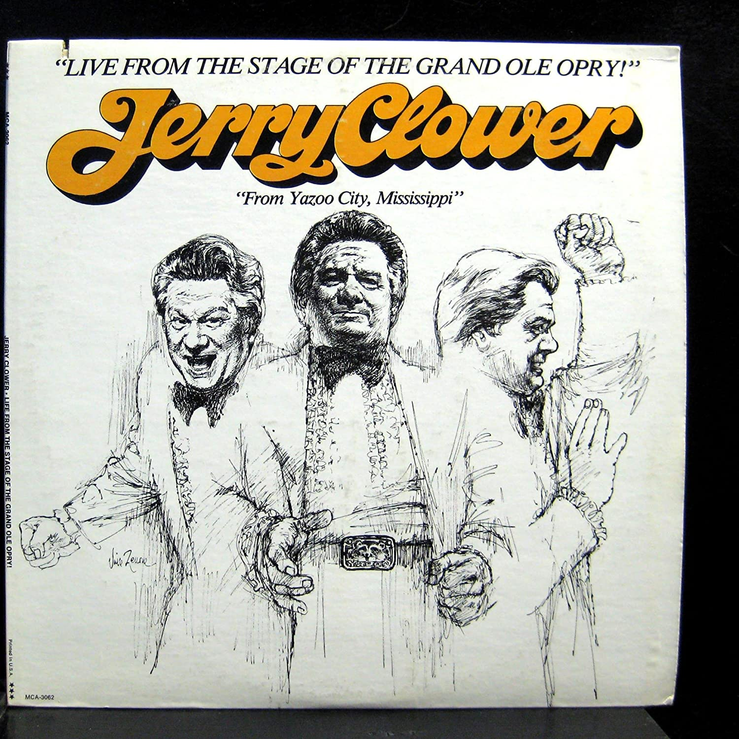 Jerry clower jerry clower from yazoo city mississippi amazon jerry clower jerry clower from yazoo city mississippi amazon music arubaitofo Image collections