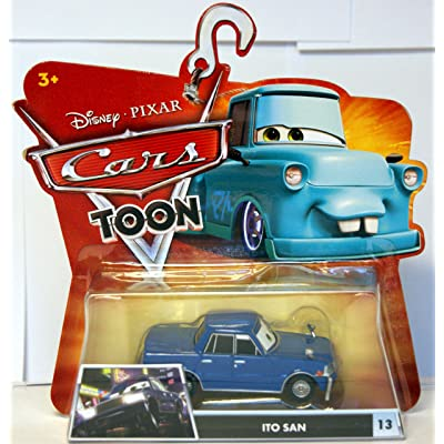 Disney / Pixar CARS TOON 155 Die Cast Car Ito San: Toys & Games