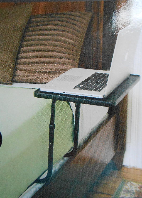 Adjustable Bedside Table (Black)