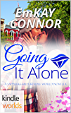Sapphire Falls: Going It Alone (Kindle Worlds Novella) (The Natural Love Series Book 2)