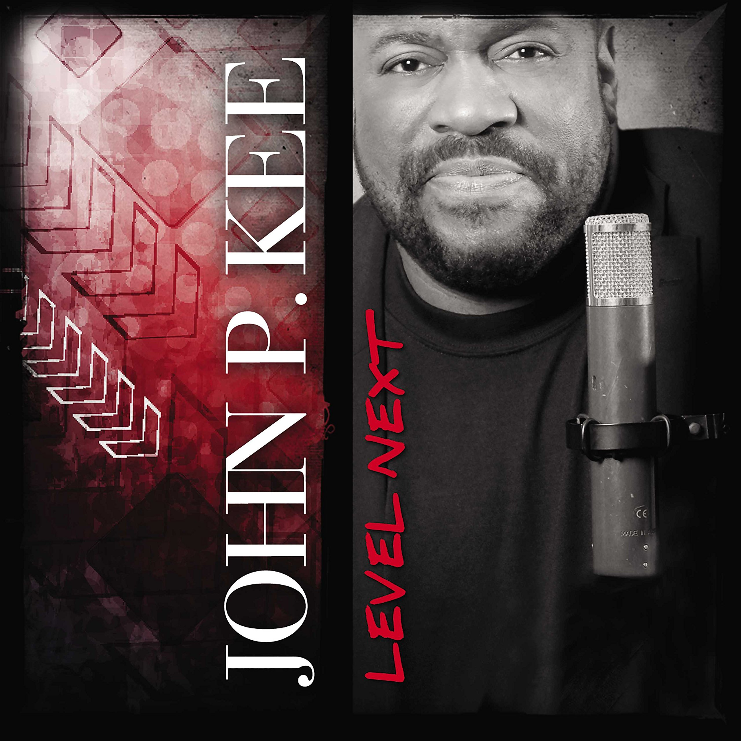 CD : John P. Kee - Level Next