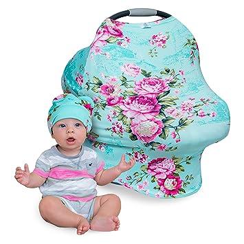 Amazon.com: Tiffany & Tate (flores) - Cubierta para asiento ...