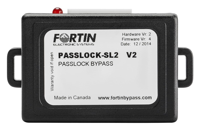 Crimestopper Passlock Sl2 Bypass Module Cell Vats Wiring Diagram Phones Accessories