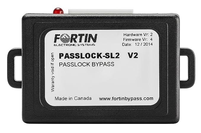 Crimestopper PASSLOCK-SL2 Passlock Bypass module