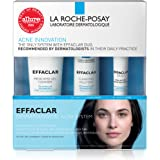 La Roche-Posay Effaclar Dermatological Acne Treatment System 2-Month Supply