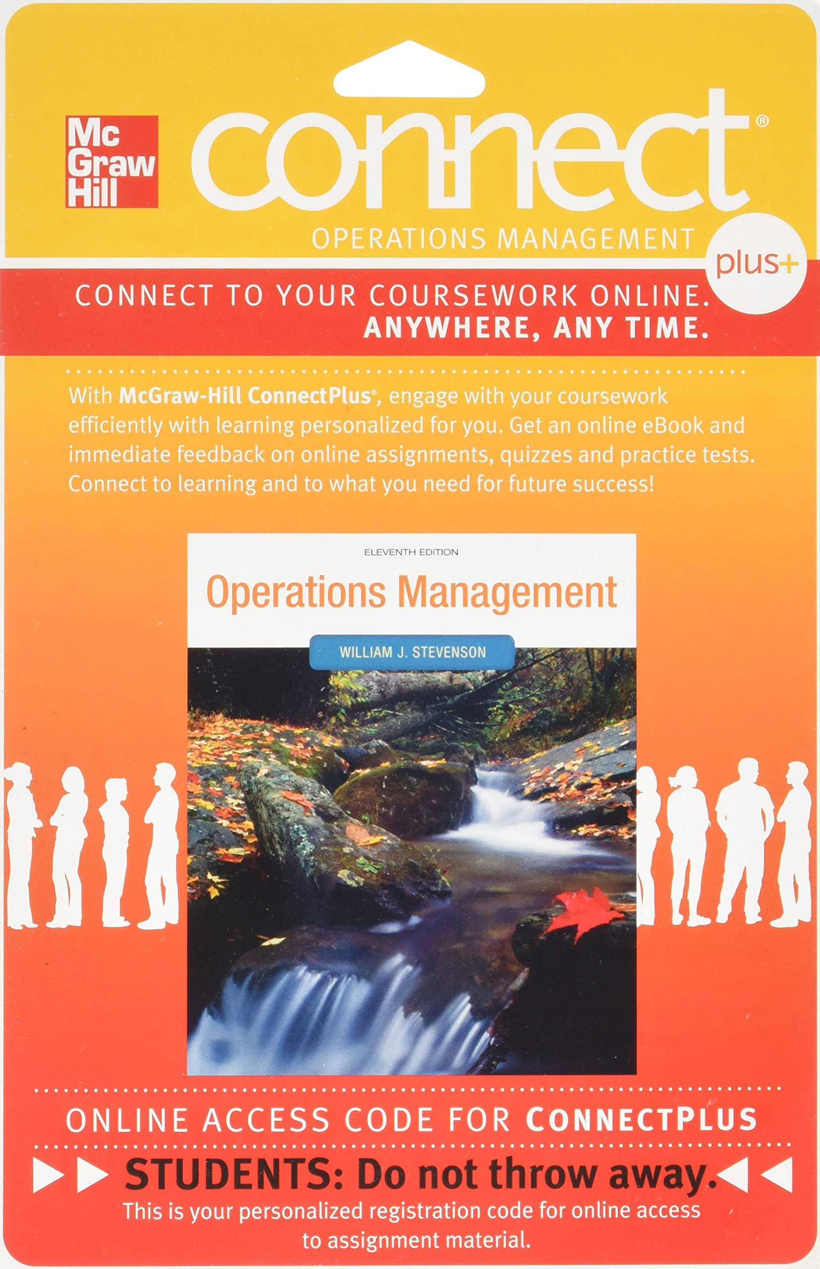 Connect plus om 1 sem access card for operations management 11e connect plus om 1 sem access card for operations management 11e 9780077327439 amazon books fandeluxe Image collections