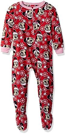 8af534a6eaef Amazon.com  Disney Baby Girl s Toddler Minnie Mouse Cotton Non ...