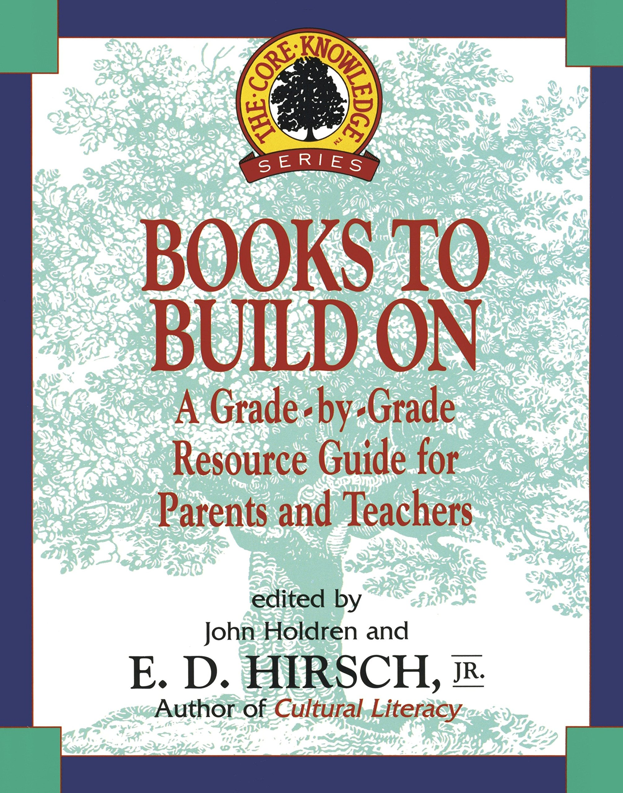 books to build on a grade by grade resource guide for parents and